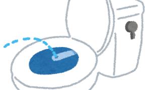 ウォシュレットのボタン下から水漏れ 温水洗浄便座交換希望|伊丹市中野西