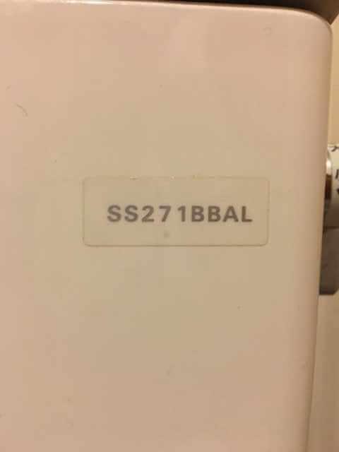 タンク品番SS271BBAL