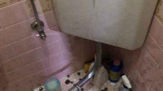 西宮市西宮浜でトイレ水漏れ修理・タンク内水漏れ
