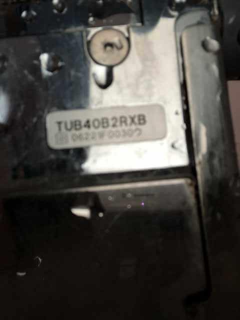 TOTOのTUB40B2RXB