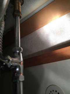 給水側のヘリューズ管