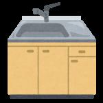 店舗のキッチンの排水つまり 排水管からタワシやレモンが|尼崎市西難波町