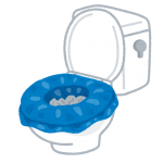 尼崎市武庫之荘 トイレつまり修理 溢れ修理 便器脱着作業