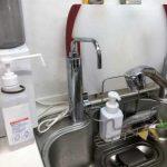 尼崎市上ノ島 蛇口水漏れ修理 混合水栓交換修理 キッチン 洗面