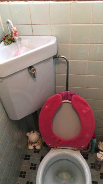 トイレつまりが解消
