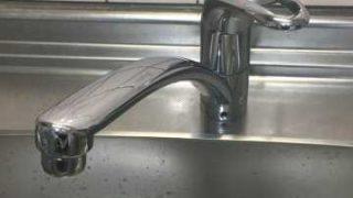 神戸市東灘区住吉山手 蛇口水漏れ修理 カートリッジ交換