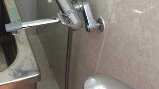 神戸市灘区篠原南町 お風呂蛇口水漏れ修理