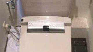 神戸市灘区楠丘町でトイレ水漏れ修理・ウォシュレット交換作業