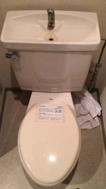 トイレつまりを起こしやすい既設便器