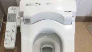尼崎市南塚口町でトイレつまり修理・便器脱着作業