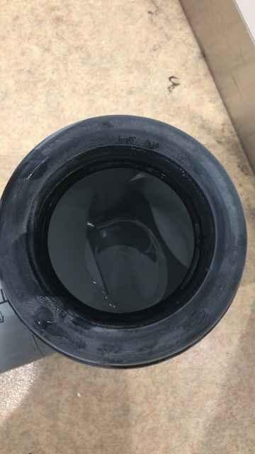 便器と接続している排水管