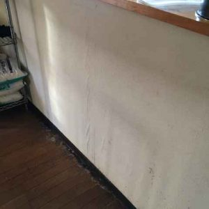 壁内漏水の画像