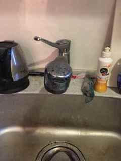 FB273-091のシャワーホース?ヘッド?からの水漏れを修理