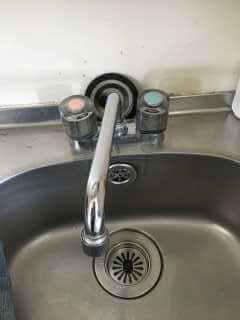 蛇口のパッキンを交換したけど水漏れが直らない【原因と対処方法】