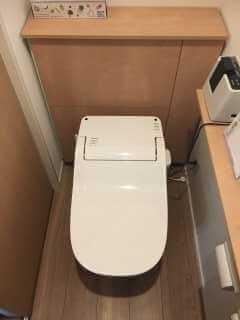 アラウーノの外し方・便器脱着方法【トイレに子供のおむつがつまったを修理】