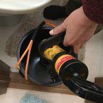 伊丹市瑞原でのトイレつまり修理事例